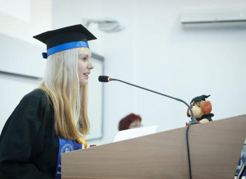 Discorso di Laurea